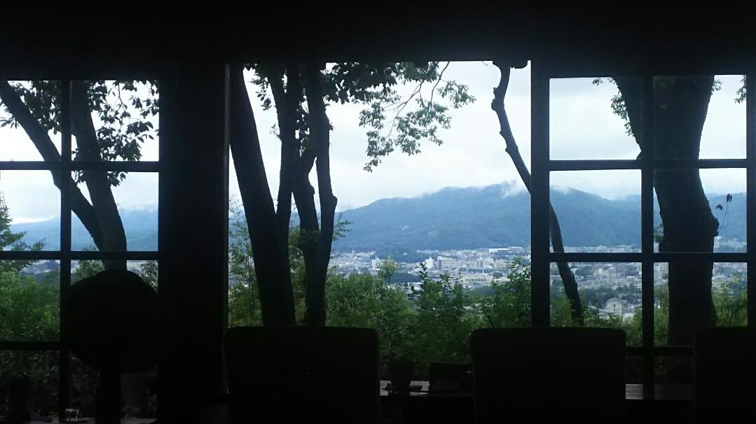 吉田山山頂カフェ